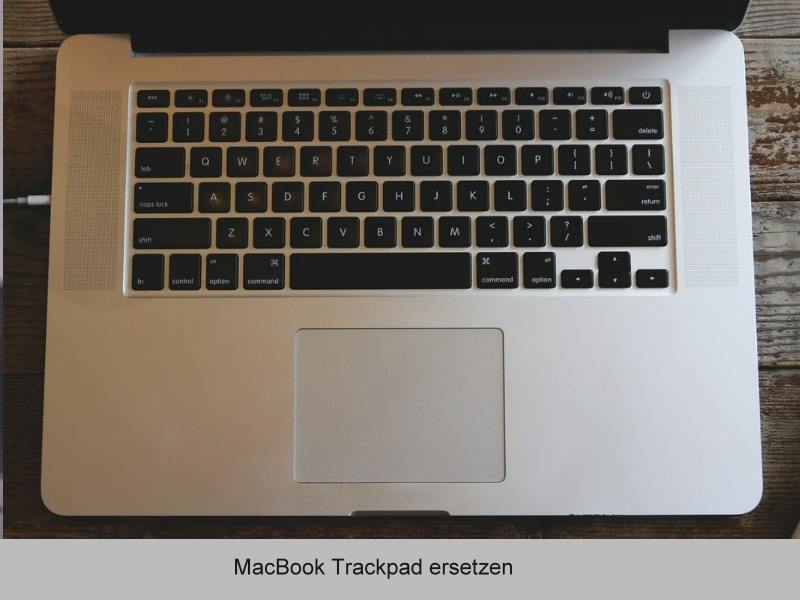 MacBook Trackpad Reparatur