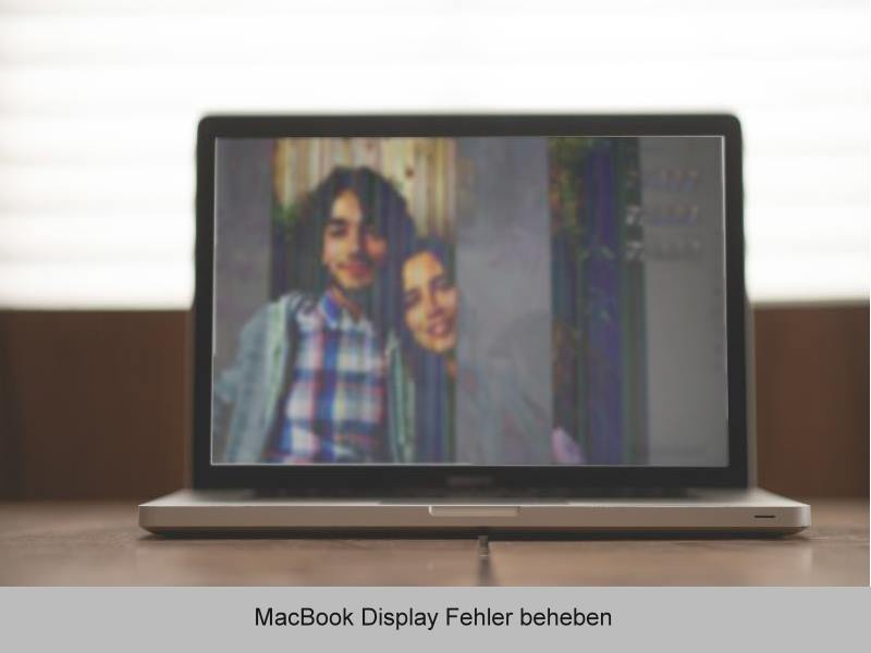 MacBook Displayschaden